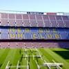 スペインに行ってきました〜バルサのホーム、カンプノウスタジアム