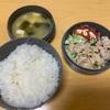 【お弁当】水曜日のお弁当