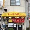 駒川中野 ラーメン亭