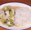 ヘルシオホットクックで自炊(36)小松菜と舞茸のクリームシチュー