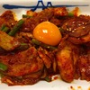 【松屋】選べる玉子の豚キムチ定食を食べてきた!【期間限定】