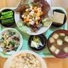 砂肝とヒラタケの生姜味噌煮