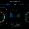 (Digital Performer)話題のINTENSITYと(Zynaptiq)の音を考える (●'∨`*)