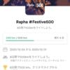12/27(日)RAPHA festive 4日目。