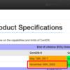 CentOS6のサポート終了の対応(yum使用出来るように)