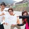 美郷町に、玉造温泉大好き人間・角幸治さんがやって来た!