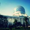 マレーシア最大のモスク~ブルーモスクへの行き方~