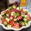 【レシピ】タコと長芋とオクラのマリネ