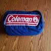 コールマン(coleman)の寝袋