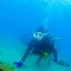 ♪北風爆風の時は旅気分でレッドビーチ♪〜沖縄ダイビング・到着・ビーチ〜