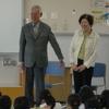 4年生 米作りボランティア坂さんからのお話