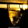 夕日を望むレストラン・・マリポサで早めの夕食。