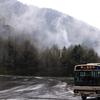 残雪の木曽駒ケ岳