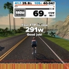 Zwift FTP Test (shorter)