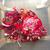 金魚とお花 〜刺繍〜