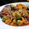 豚ロース肉のトマト煮込み、オレガノ風味