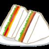 子供が喜ぶ簡単お昼ごはん♪①ズボラサンドイッチ