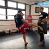 ローキック(右足)の極意を徹底解説!HIROYA・大雅選手に学ぶ効果的なローキックの蹴り方や種類とは?