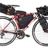 バイクパッキング  vs  旧式リアキャリア【自転車】【旅】