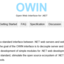 OWIN - Open Web Interface for .NET とは何か?