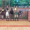 TVアニメ『僕は友達が少ない』舞台探訪(聖地巡礼)@長良公園、犬山橋
