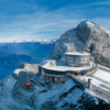 スイス ピラトゥス山 の山頂から神秘的な景色をTHETAで撮影! #360pic
