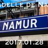 ベルギーひとり旅行記 (7) - ナミュールの駅舎とシタデル「Citadelle de Namur」