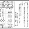 株式会社ママスクエア 第6期決算公告 / 減少公告