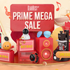 GearBest Prime Mega Sale(プライムメガセール)開催中!