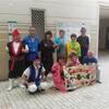 瀬谷区南台スポーツセンター 太極拳フェスティバルで演奏しました
