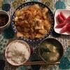 ゴボウと生姜の佃煮