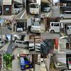 京都のギリギリ駐車コレクション