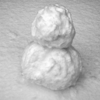 雪だるまの作り方(札幌雪祭りの雪像バージョン)