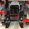 ロボット改良とプログラム作り