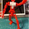 ロボットの骨格を作る 試作7号機