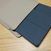 iPad Pro 10.5|AppleレザースリーブケースにSmart Keyboard装着のまま収納できるのか