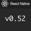 ReactNative アップグレード対応 v0.46 -> v0.52