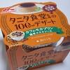 タニタ&森永乳業「タニタ食堂の100kcalデザート カフェモカプリン 濃厚カカオソース」は濃厚プリン♪