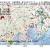 2017年09月10日 08時41分 山梨県東部・富士五湖でM3.1の地震