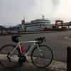 【ロードバイク】東京湾フェリーに乗って千葉の林道を走る【サイクリング】