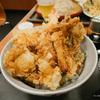 てんや飲み初体験からの秋限定「松茸オールスター天丼」を食す