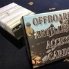 【Advanced Squad Leader】Off Board Artillery Access Cards