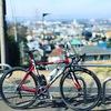 【ロードバイク】外練: 尾根幹 87km、IRCからIRCにチューブレスタイヤ交換