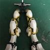 【HG  アトラスガンダム ガンプラ製作記 <3>】胴体のライン塗り分けと組み立て