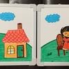 【知育おもちゃ】テルミーザピクチャー【100円均一で手作り】