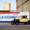 1926年製造、伝説のT型フォード車でアメリカ縦断旅行