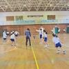 バスケットボール部 卒業試合