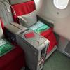エチオピア航空ビジネスクラス搭乗記(ソウル→成田)/SQとのギャップがすごい【シンガポール紀行7】