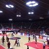 Bリーグ試合観戦 アルバルク東京 vs 仙台89ERS