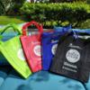レジ袋が有料化され、エコバックが必要となった今、ハワイで買ってきた保冷バックがとっても便利。